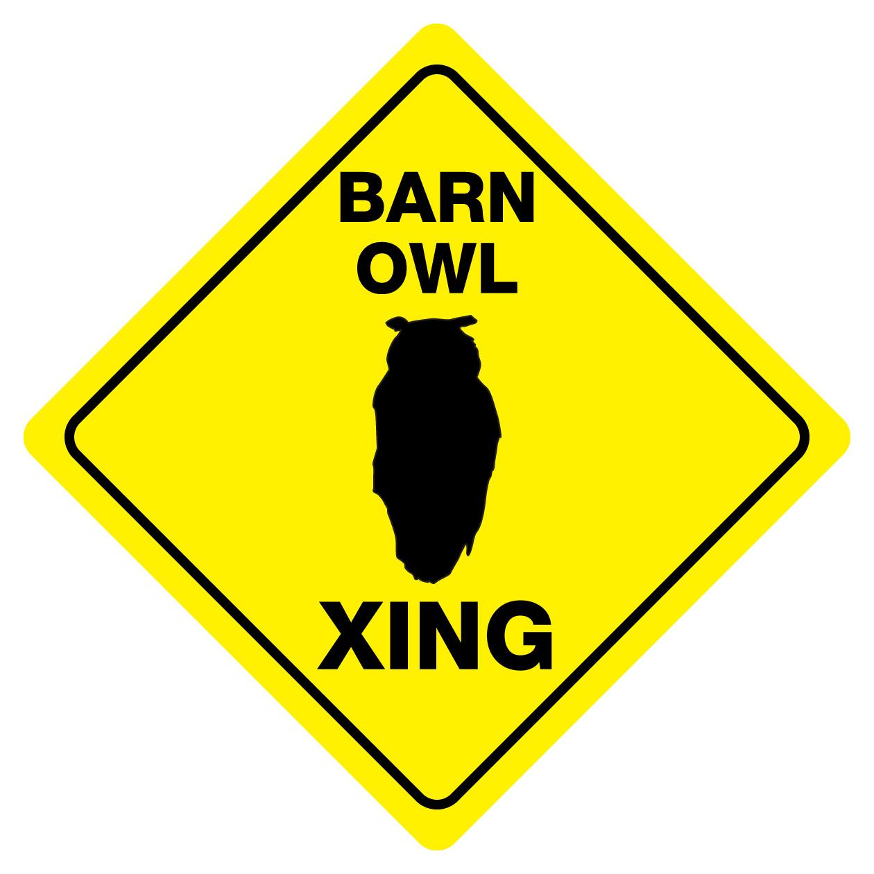 Ferret Crossing Xing Sign New